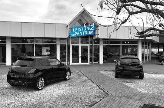 Autocenter Giraud Innenansicht